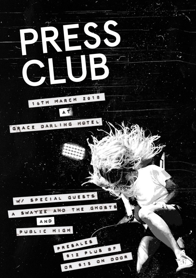 Press Club Poster